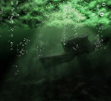 Underwater Project Green by geirkristiansen