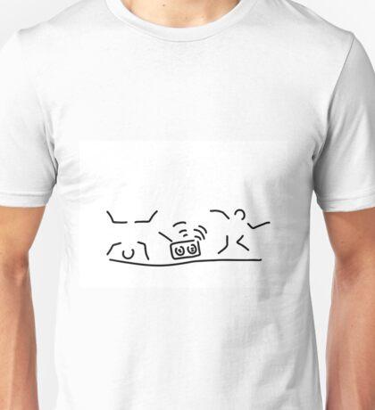hiphop rap streetdance dancers Unisex T-Shirt