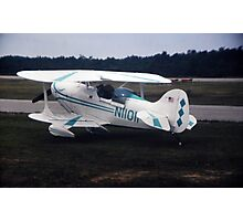 Esposito's Pitts Special Photographic Print