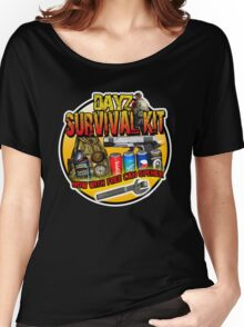 Zombie Survival Kit Women's Relaxed Fit T-Shirt