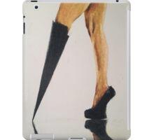 Modesta Heels, by James Patrick iPad Case/Skin