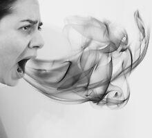 Foul Mouth by Olga Sotiriadou