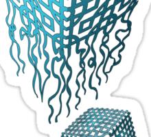 Box Jellyfish Sticker