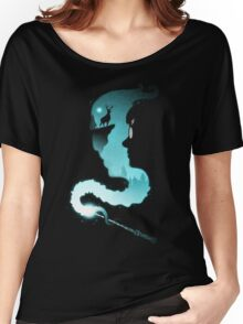 EXPECTO PATRONUM Women's Relaxed Fit T-Shirt