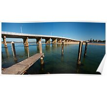 Forster/Tuncurry Bridge Poster