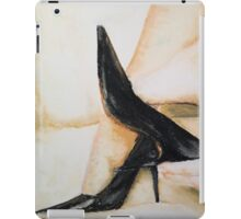 Alluring Grace, High Heels, by James Patrick iPad Case/Skin
