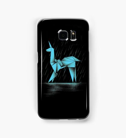 HUMAN OR REPLICANT Samsung Galaxy Case/Skin