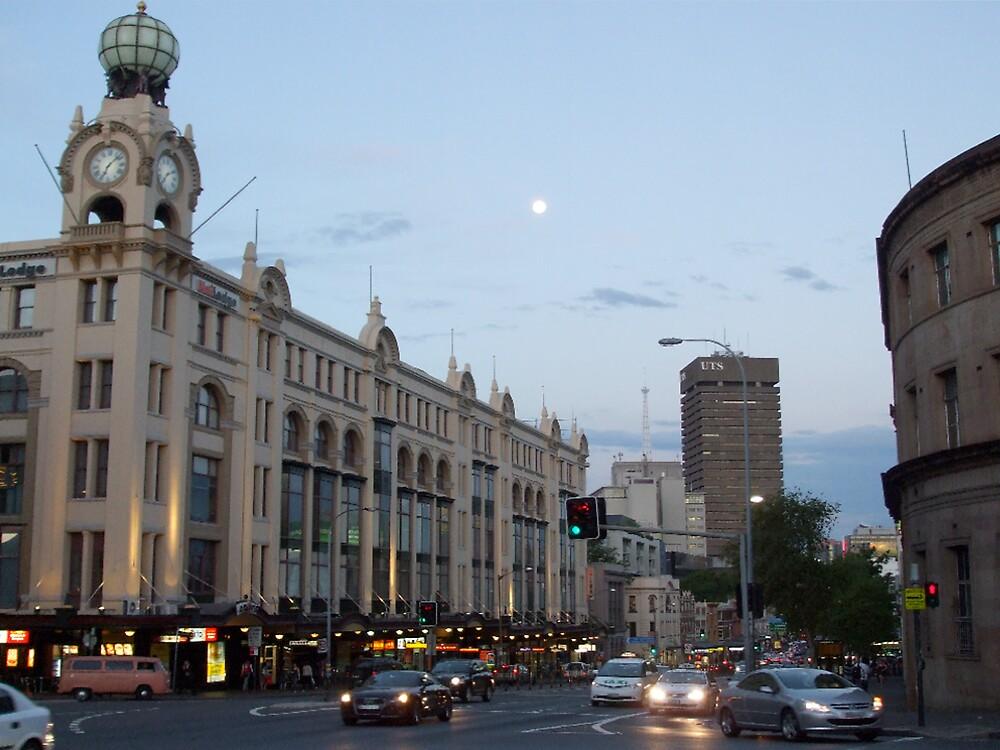 Broadway Old Grace Bros Building Sydney by blaq produx