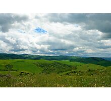 Tuscany Photographic Print