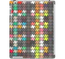 Colorful stars pattern iPad Case/Skin