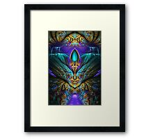 Transcendental Framed Print