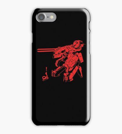 MG-REX iPhone Case/Skin