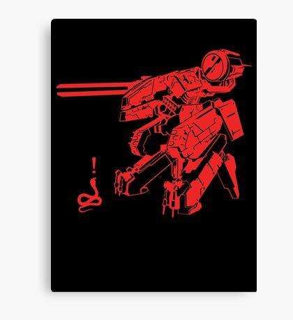 MG-REX Canvas Print