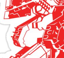 MG-REX Sticker