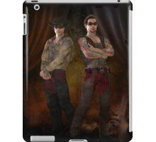 Tweedles iPad Case/Skin