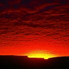 Chaco Canyon Sky Fire by envirocation