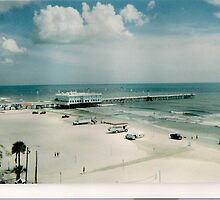 DAYTONA BEACH  1987 by Debra Willis