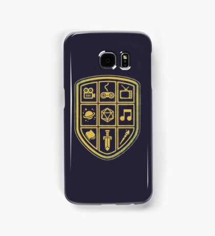 NERD SHIELD Samsung Galaxy Case/Skin