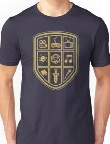 NERD SHIELD Unisex T-Shirt