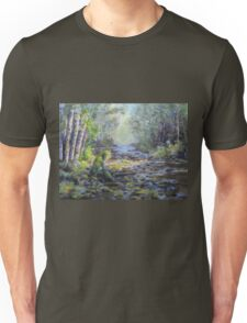 A Chance Encounter With Mossman Unisex T-Shirt
