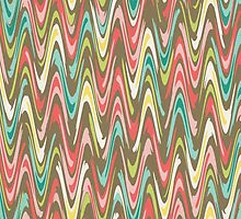 Waves pattern by lalylaura