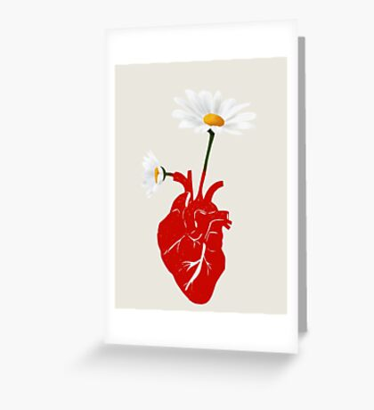 A Growing Heart Greeting Card