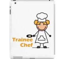 Trainee Chef iPad Case/Skin