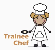 Trainee Chef Kids Clothes