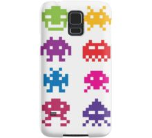 Space Invaders 8-Bit Samsung Galaxy Case/Skin