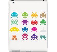 Space Invaders 8-Bit iPad Case/Skin