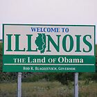 Illinois - The land of Obama by genevaspecials