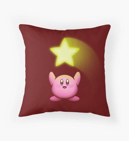 SUPER STAR! Throw Pillow