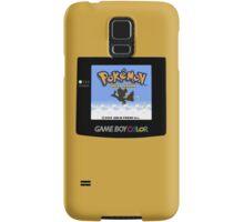 Retro Gold Samsung Galaxy Case/Skin