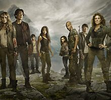 The 100  by giulibersano