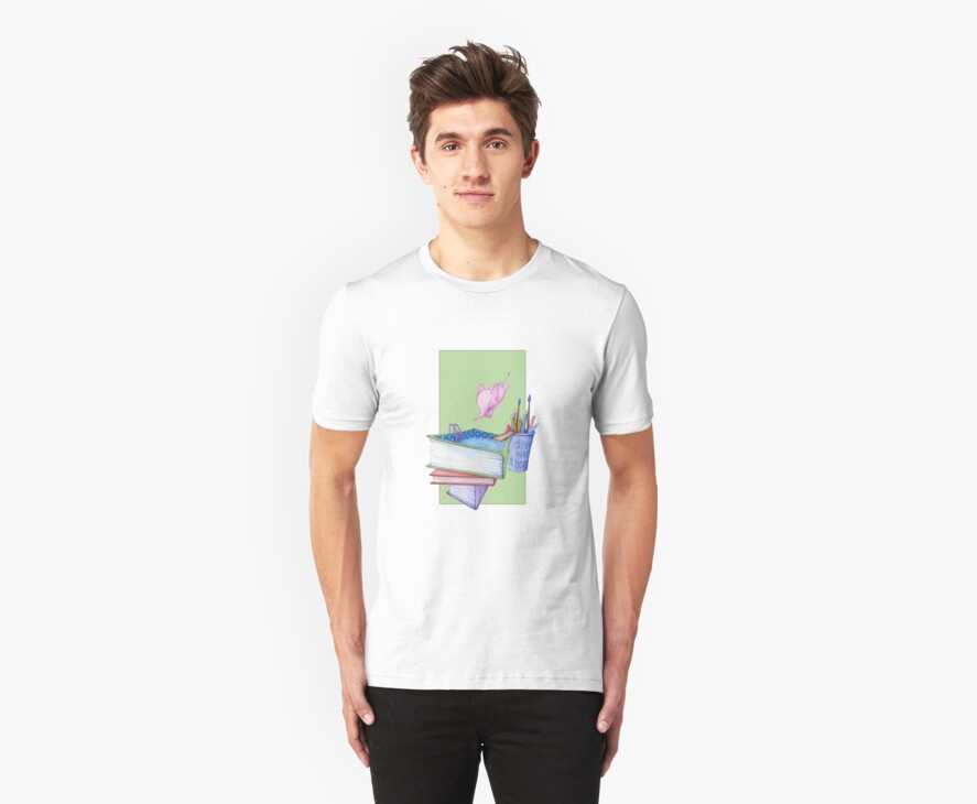 Diving Elephant T-shirt by Mariana Musa