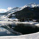 Snowscape by awoni
