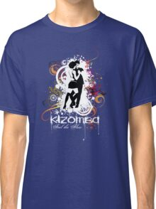 Kizomba. Feel the Flow Classic T-Shirt