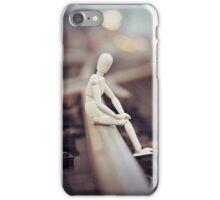 Verzweiflung iPhone Case/Skin