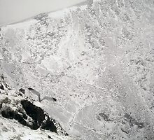 Snowdon at Easter 5 by Frederick Wood