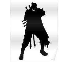 Naruto - Killer B Ya Fool Poster