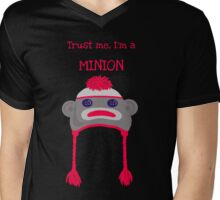 Trust Me, I'm A Minion Mens V-Neck T-Shirt
