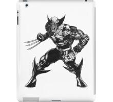 Wolverine 3 iPad Case/Skin