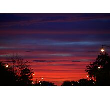 Kissimmee Lights Photographic Print