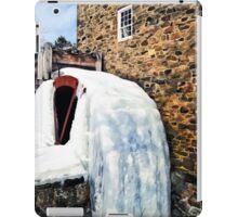 Grist Mill in Winter iPad Case/Skin