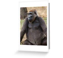 Julie's Girl Greeting Card