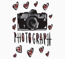 I love photograph Baby Tee