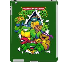 Retro Teenage Mutant Ninja Turtles iPad Case/Skin