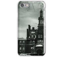 Asylum iPhone Case/Skin