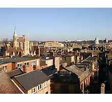 City of Dreaming Spires Photographic Print