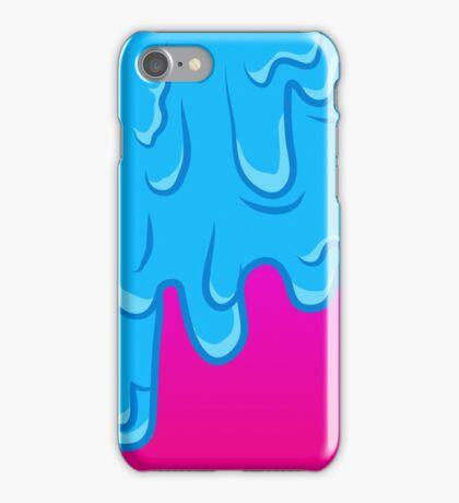 NEON DRIP iPhone Case/Skin